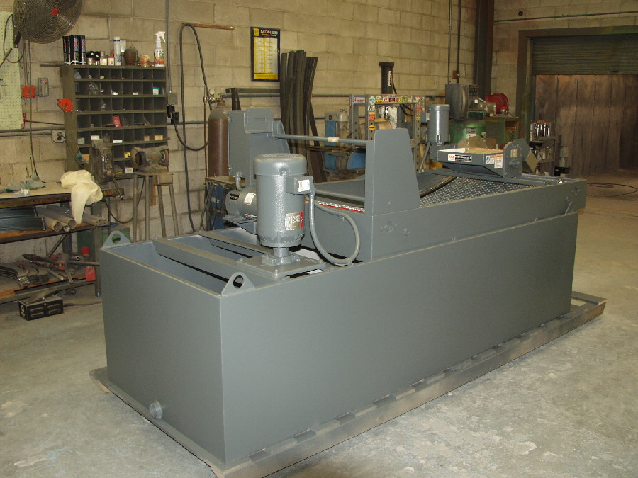 DB-40 with Magnetic Filter and Tall Tank | Filtration Products in North America